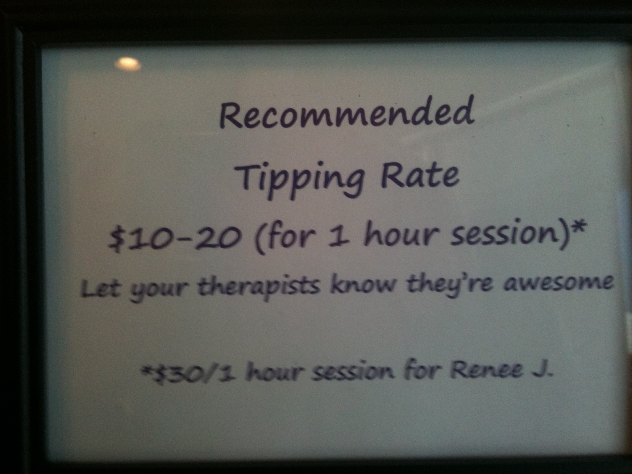 Much tip massage happy ending