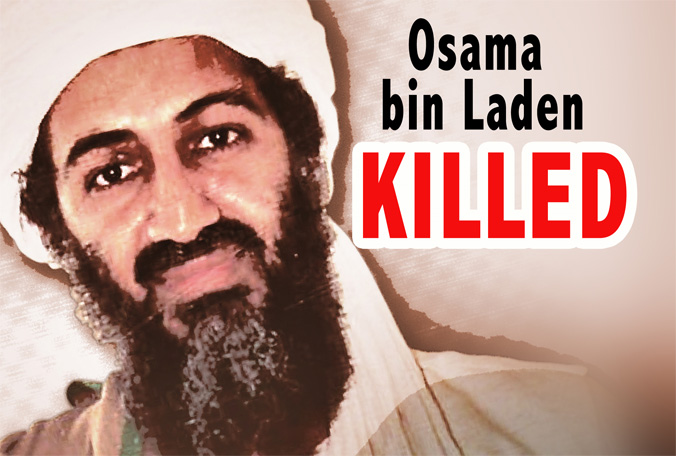 osama bin laden found. Osama Bin Laden Found Dead