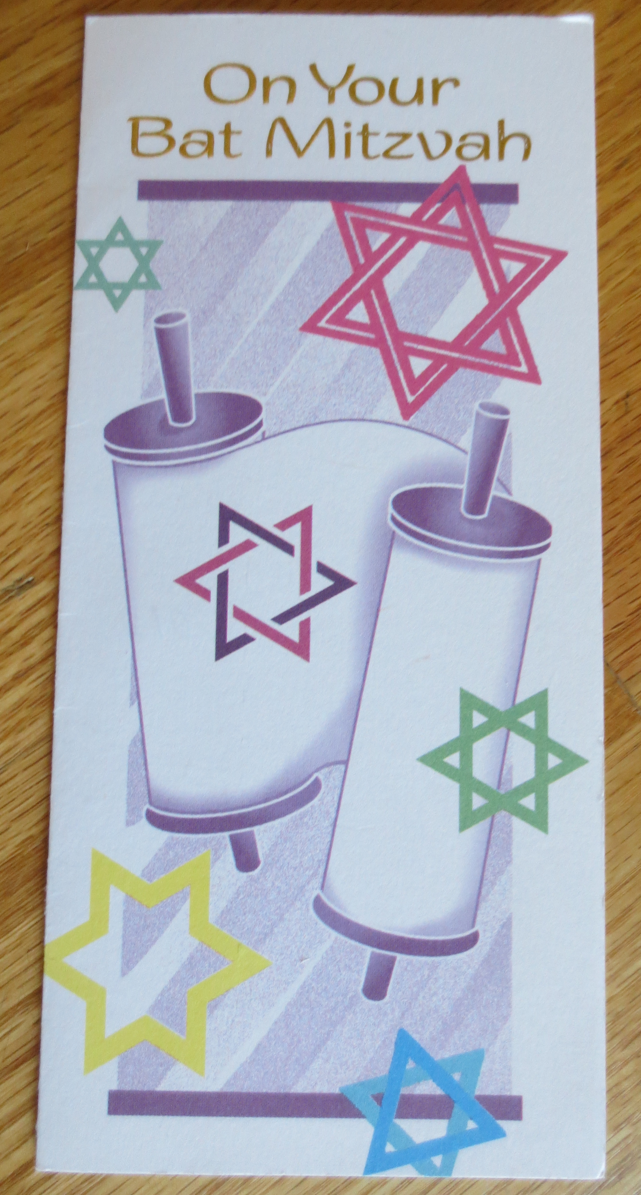 funny cards for bar mitzvah | renée a. schuls-jacobson