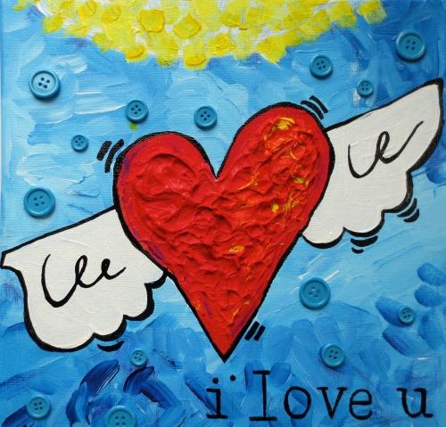 LOVE UNBUTTONED, c. 2014